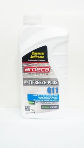 Ardeca Antifreeze Plus 1L